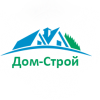 Логотип Дом-Строй