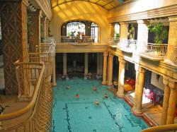 стационарная баня