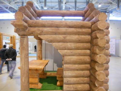 Деревянное домостроение / Holzhaus