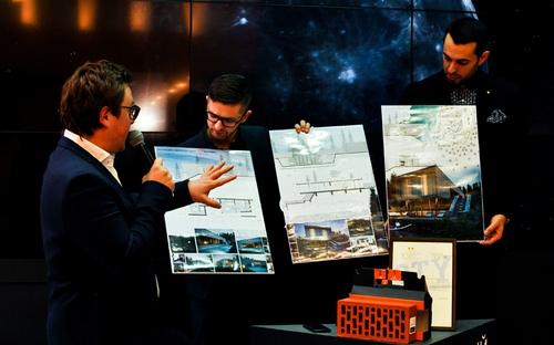 Конкурс архитектуры Braer 2013-2014