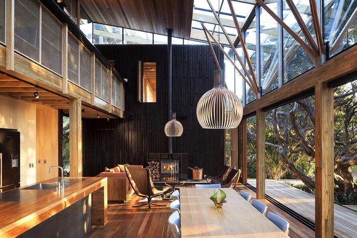 Что такое элитный деревянный дом?
