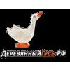 Логотип Деревянный Гусь